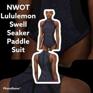 NWOT Lululemon Swell seeker paddle suit